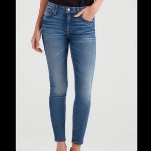 Luxe Vintage Ankle Skinny in Femme jeans